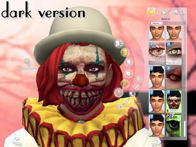EvilClown400Dark